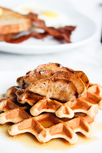 Apple Butter Waffles_1